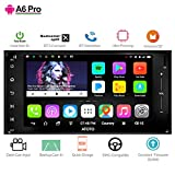[New] ATOTO A6 Pro Android Car Navigation Stereo -2X Bluetooth w/aptX & Quick Charge - for Select Toyota/Subaru - Pro A6YTY721PR Indash Entertainment Multimedia Radio,WiFi/BT Tethering Internet
