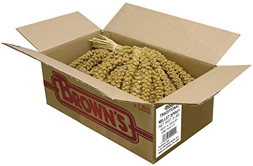 Golden Millet Spray 5lb (bulk)