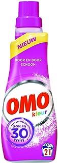 8x OMO Klein & Krachtig Wasmiddel Kleur 735 ml