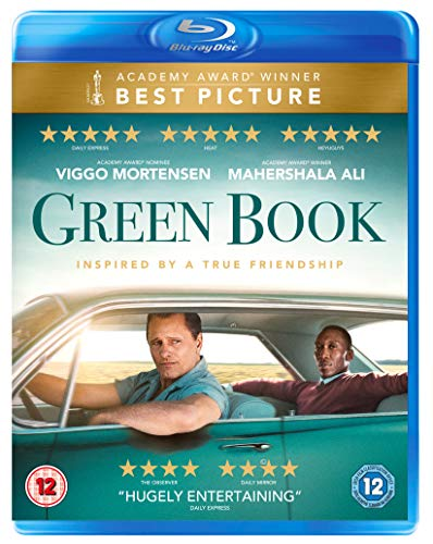 Blu-ray1 - Green Book (1 BLU-RAY)