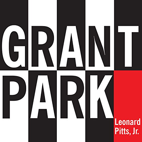 Grant Park audiobook cover art