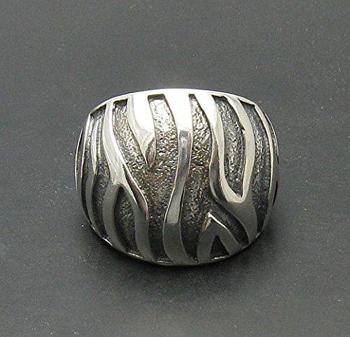 Sterling Silber Brosche Schlange Massiv Gestempelt 925 Empress