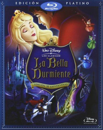 La Bella Durmiente (Edición Platino) [Blu-ray]