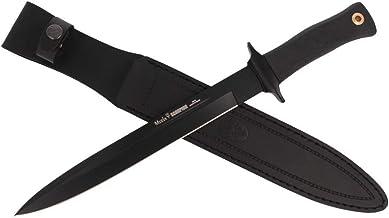 Muela kniv Scorpion 26N – verktyg för jakt, fiske, överlevnad och buscraft – tillverkad i Ciudad Real