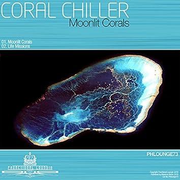 Moonlit Corals