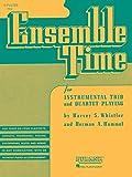 Ensemble Time - B Flat Clarinets (Bass Clarinet) - Clarinet / Bass...