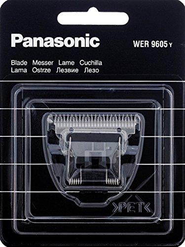 Panasonic WER9605Y136 Testina di Ricambio per Regolabarba e Tagliacapelli ERGC53 ERGC20 ERGB37 ERGB36 ER-GB80 ER-GB70 ER-GB62 ER-GB61 ER-GB60 Lama Interna Originale