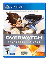 Experience the extraordinary Play as heroes, not classes Fight for the future together The world is your battlefield Overwatch legendary edition includes 5 Epic and 5 legendary skins