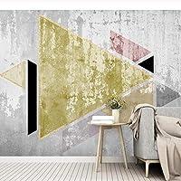 写真の壁紙3D立体空間カスタム大規模な壁紙の壁紙 aリビングルーム現代リビングルームのテレビの背景寝室家の装飾壁画 -450X300cm(177 * 118インチ)