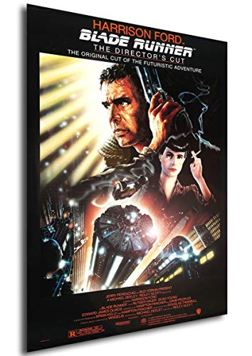 Instabuy Poster Blade Runner Vintage Movie Poster - A3 (42x30 cm)