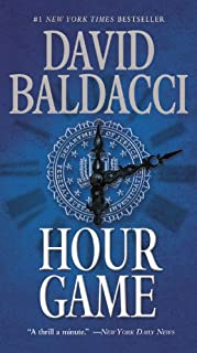 Hour Game (King & Maxwell Series, 2)