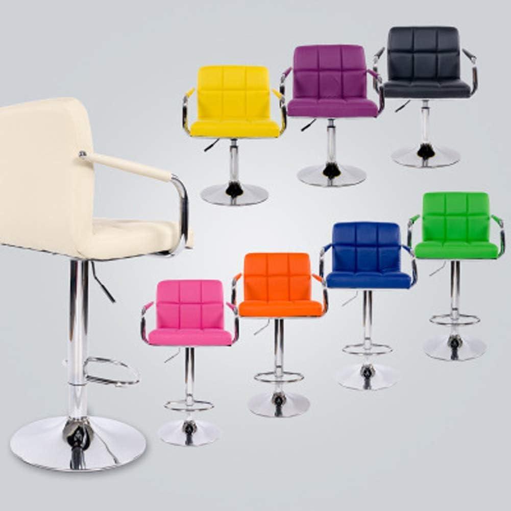 GST Chaise de Bureau d'ordinateur - Tabouret Haut de Type canapé avec Levage pivotant, Confortable et Doux Style européen Grand 2 11