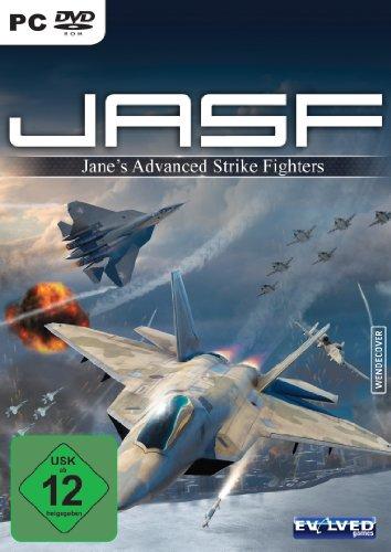 avis jeu d'avion pc professionnel Avancé Strike Fighter de JASF-Jane [import allemand]