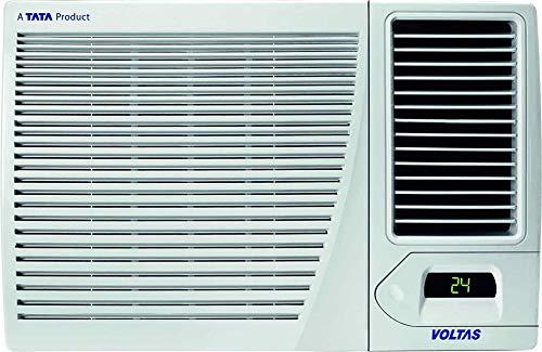Voltas 1.5 Ton Hot & Cold Window AC (Copper, 18H CZP, White)