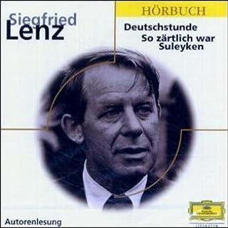 So zärtlich war Suleyken                   Autor:                                                                                                                                 div.                               Sprecher:                                                                                                                                 Siegfried Lenz                      Spieldauer: 1 Std. und 34 Min.     22 Bewertungen     Gesamt 4,2