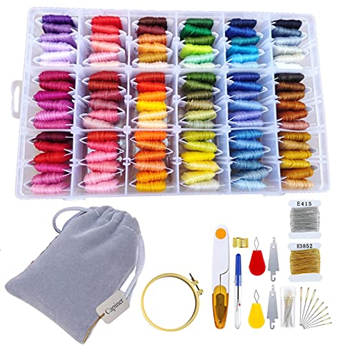 Capiner 刺繍糸セット