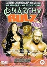 ECW - Anarchy Rulz 2000 [Import anglais]