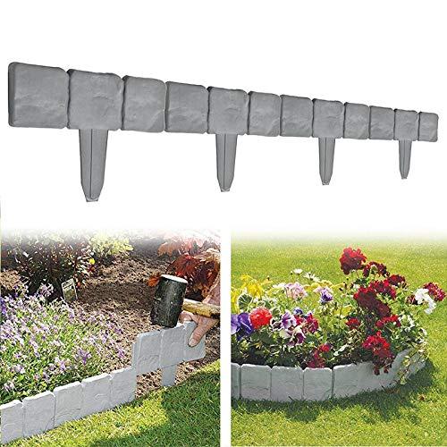 mnb Pequeñas Vallas De Madera Pequeñas DIY Fairy Garden Micro ...