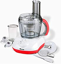 Rico Multifunction Food Processor/Atta Kneader/Citrus Juicer with 800 ml Capacity Bowl for Kneading, Chopping, Slicing and...