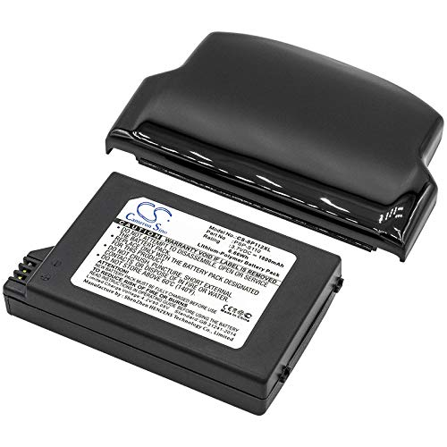 Batería Compatible con Sony PSP-3004 Li-Polymer 3.7V 1800mAh - PSP-S110