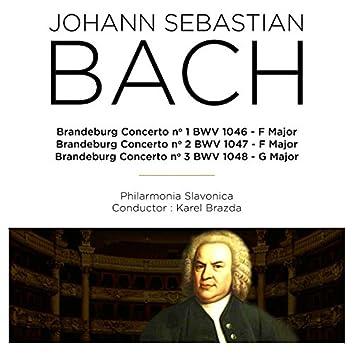 Bach:  Brandeburg Concerto Nos. 1 - 3