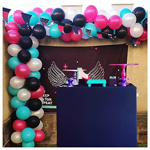 Pastel Balloon Garland Arch Kit