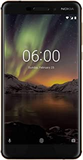 Nokia 6.1 2018 64GB Desbloqueado Color Negro