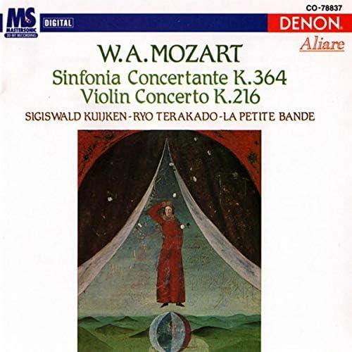 Sigiswald Kuijken, La Petite Bande, Ryo Terakado & Wolfgang Amadeus Mozart