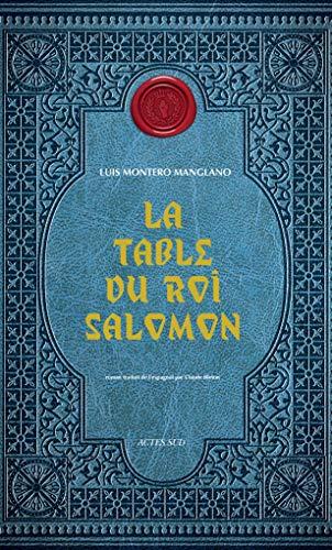 La table du roi Salomon (Lettres hispaniques)