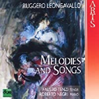 Melodies & Songs by TENZI/NEGRI (2006-06-06)