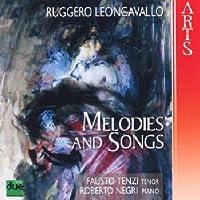 Leoncavallo: 19 Arie Inedite by Ruggero Leoncavallo