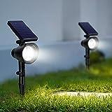 InnoGear Solar Lights, 2-in-1 Waterproof 3...