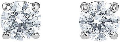 Swarovski Attract, orecchini con cristalli Swarovski scintillanti.