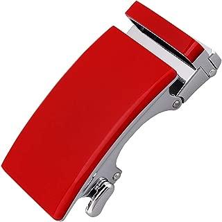 Men Automatic Belt Buckles Head Business Belts Accessories Automatic Buckle for Leather Belt