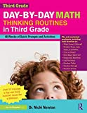 Day-by-Day Math Thinking Routines in Third Grade: 40 Weeks of Quick Prompts and Activities