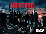 32inch x 24inch/80cm x 60cm The Sopranos Season 1 Silk