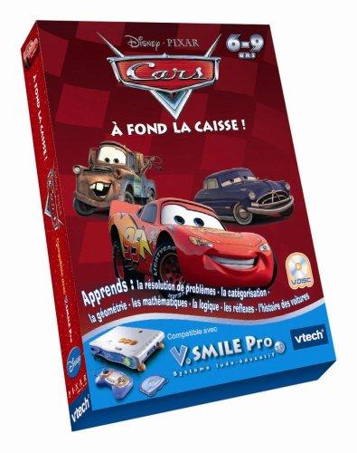 V.Smile - Jeu éducatif - Jeu Pro Cars
