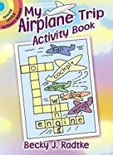 My Airplane Trip Activity Book (Dover Little Activity Books)