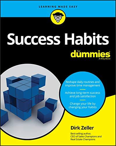 Download Success Habits For Dummies 1119508843
