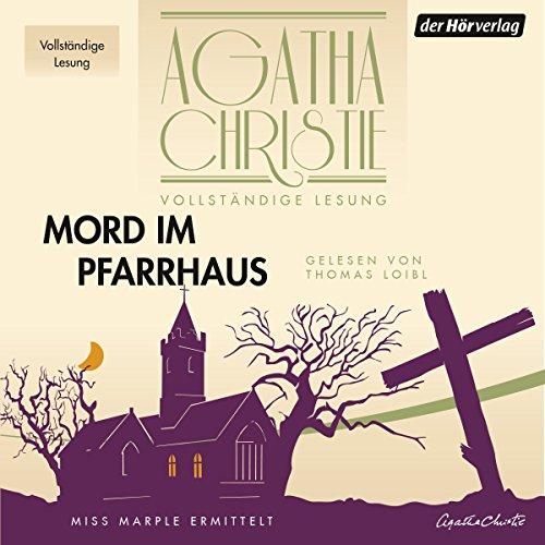 Mord im Pfarrhaus audiobook cover art