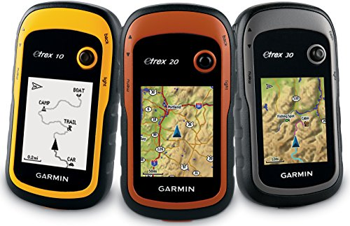 garmin etrex reviews