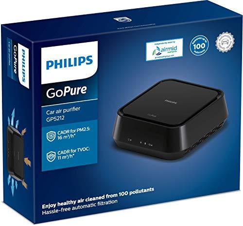 Philips purificador de Aire para Coche GoPure 5212