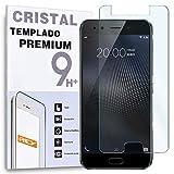 REY Protector de Pantalla para Vivo V5 / Vivo V5S / Vivo X9S / Vivo Y69 / Vivo X9, Cristal Vidrio Templado Premium