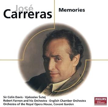 José Carreras - Memories