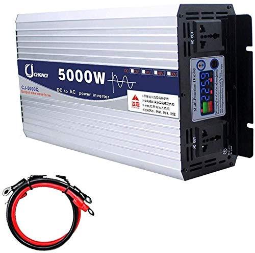 KPL potencia del inversor de onda sinusoidal pura 600w-6000W de onda sinusoidal pura Dc inversores de potencia DC 12V / 24V / 48V / 60V a 220V AC Power Inverter de alta eficiencia for teléfonos inteli