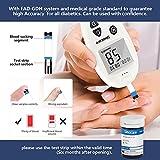 Zoom IMG-2 misuratore di glicemia sinocare diabete