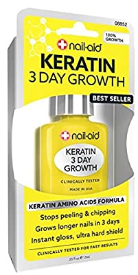 NAIL-AID Keratin Day Growth