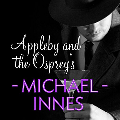 Appleby and the Ospreys cover art