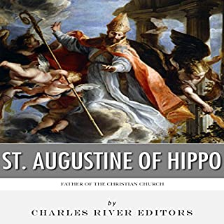 St. Augustine of Hippo: Father of the Christian Church audiobook cover art