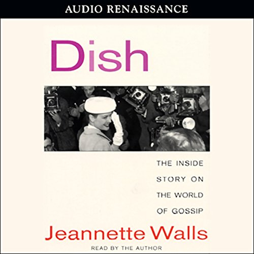 Dish audiobook cover art